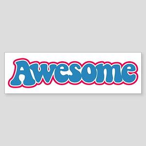 Awesome Bumper Sticker