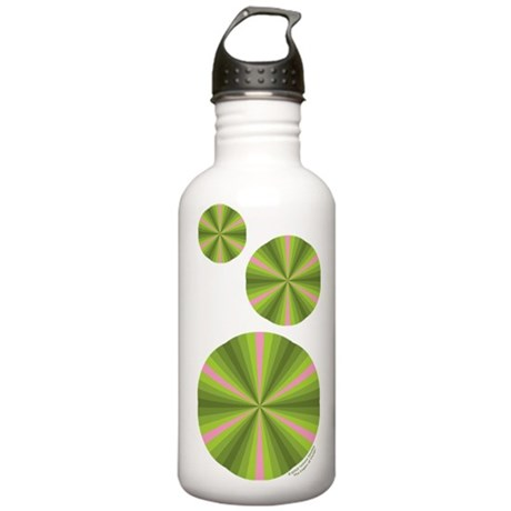 Spring Illusion Stainless Water Bottle 1.0L