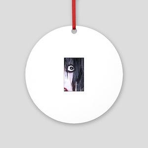 Zombies Etc. Logo Ornament (Round)