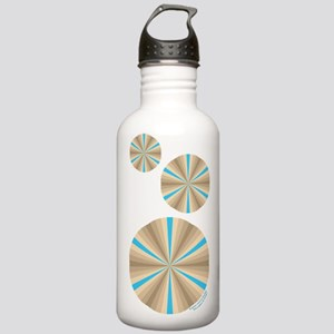 Summer Illusion Stainless Water Bottle 1.0L