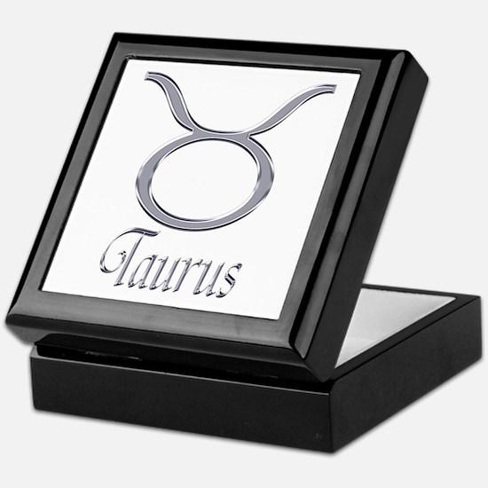 Taurus Zodiac Gifts Keepsake Box