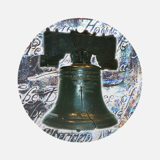 Liberty Bell - Ornament (Round)