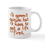 Suicide Mug