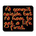 Suicide Mousepad
