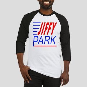 """""""Jiffy Park"""" Baseball Jersey"""