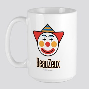 BeauZeux Large Mug