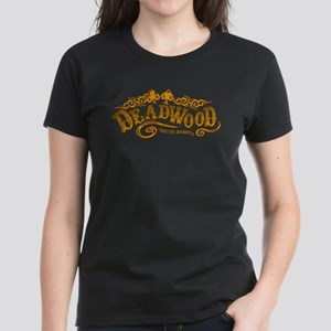 Deadwood Saloon Women's Dark T-Shirt
