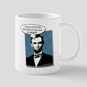 Abe Lincoln... Mug