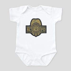 K.C.P.D. Infant Bodysuit