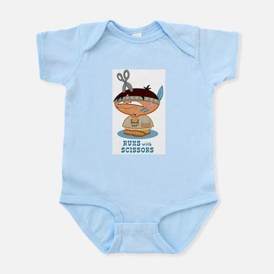 Runs with Scissors Infant Creeper