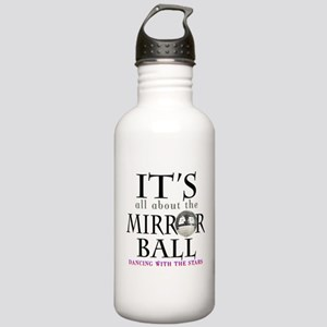 DWTS Mirror Ball Stainless Water Bottle 1.0L