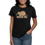 Dam It. Women's Dark T-Shirt