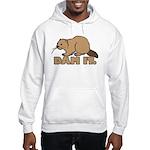 Dam It. Hooded Sweatshirt