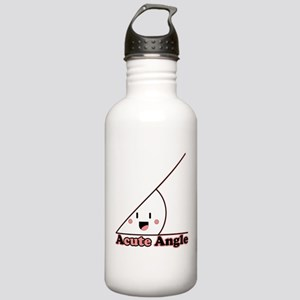 Acute Angle Stainless Water Bottle 1.0L