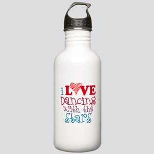 I Love Dancing wtih the Stars Stainless Water Bott