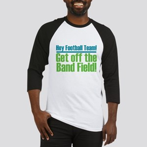 Marching Band Field Baseball Jersey
