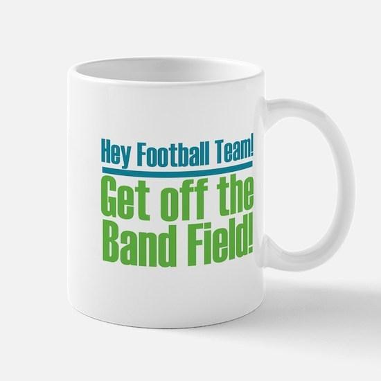 Marching Band Field Mug
