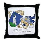 O'Sheehan Family Sept Throw Pillow