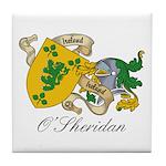 O'Sheridan Family Sept Tile Coaster