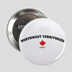 """Northwest Territories 2.25"""" Button"""