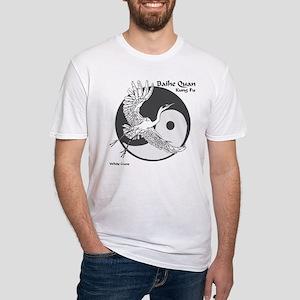 Baihe Quan Logo Fitted T-Shirt