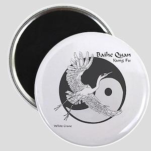 Baihe Quan Logo Magnet