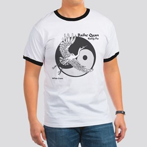 Baihe Quan Logo Ringer T