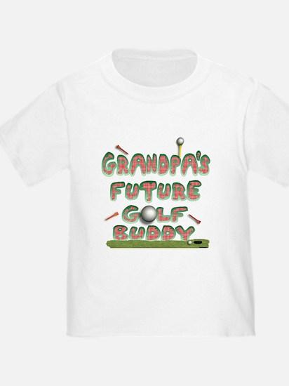 Grandpa's Future Golf Buddy T