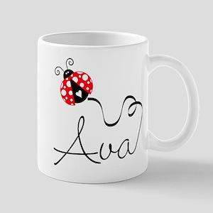 Ladybug Ava Mug