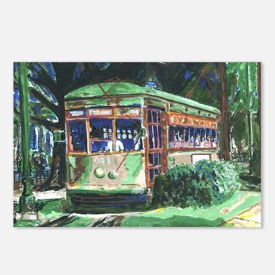 New Orleans Street Car Postcards