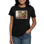 I Survived The 80s!! Women's Dark T-Shirt