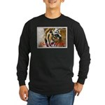 I Survived The 80s!! Long Sleeve Dark T-Shirt