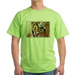 I Survived The 80s!! Green T-Shirt