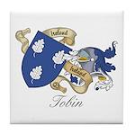 Tobin Family Sept Tile Coaster