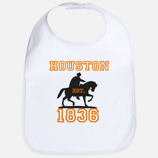 Houston - EST. 1836 Bib