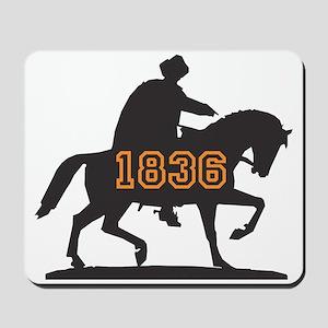 Sam Houston 1836 Mousepad