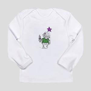 Shit Happens Long Sleeve Infant T-Shirt