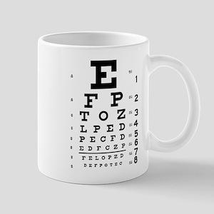 Eye Test Mug