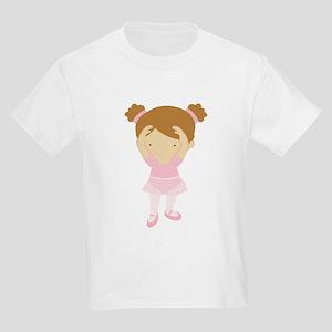 Little Ballerina Kids Light T-Shirt