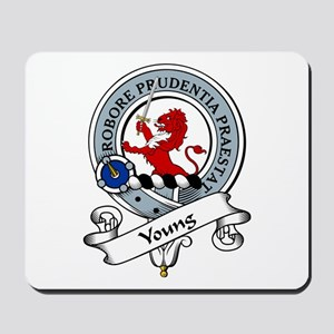 Young Clan Badge Mousepad