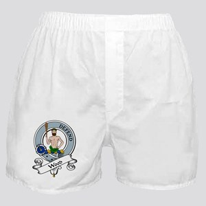 Wood Clan Badge Boxer Shorts