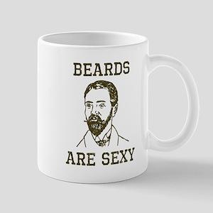 Beards Are Sexy Mug