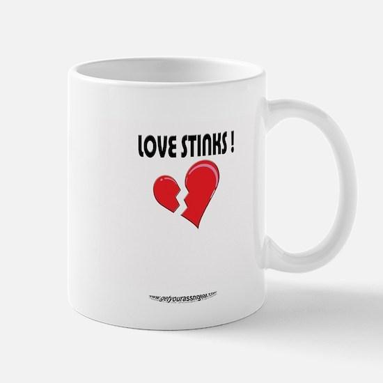 Love Stinks Mug