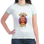 Passion Fruit Jr. Ringer T-Shirt