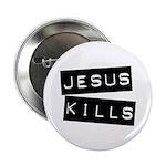 Jesus Kills, Atheist Button