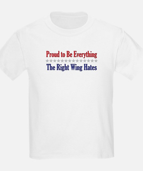 Everything They Hate Kids T-Shirt