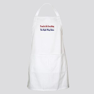 Everything They Hate BBQ Apron