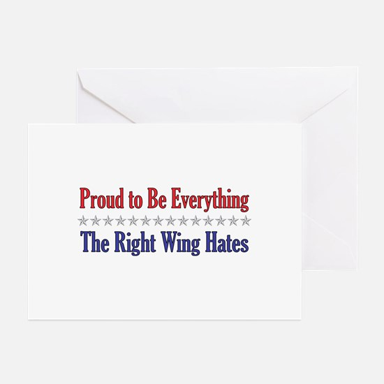 Everything They Hate Greeting Cards (Pk of 10)