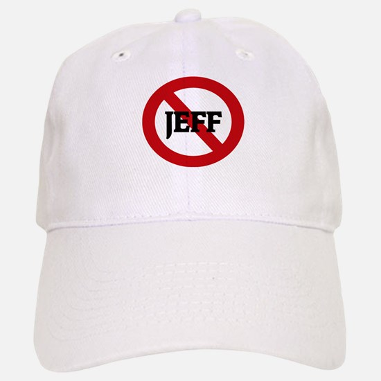 Anti-Jeff Baseball Baseball Cap