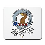 Wedderburn Clan Badge Mousepad